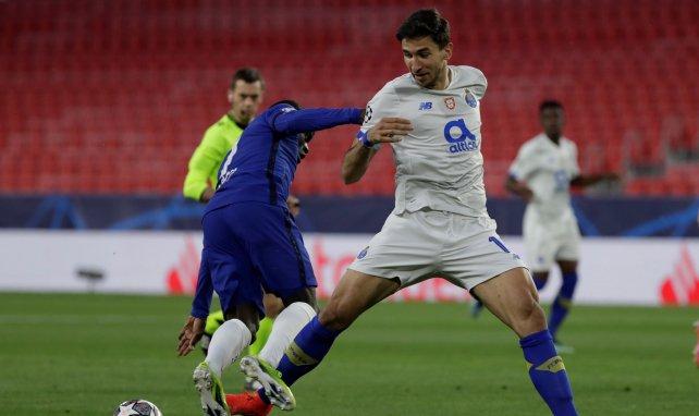 Marko Grujic im Champions League-Einsatz gegen den FC Chelsea