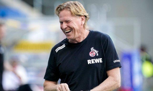 Markus Gisdol ist Trainer des 1. FC Köln