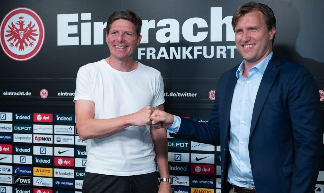 Eintracht plant drei Wintertransfers