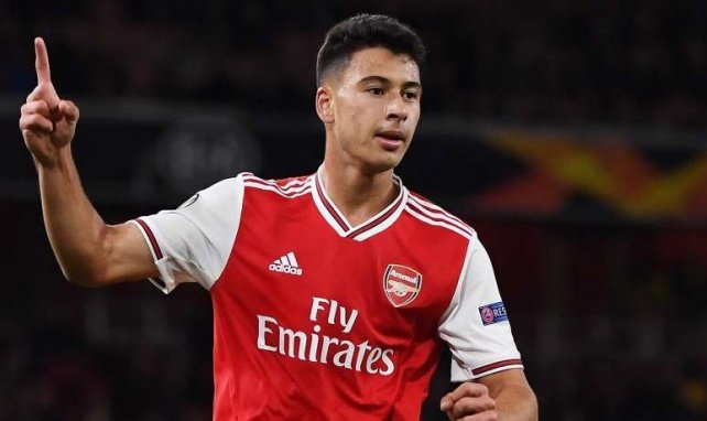 Arsenal bindet Martinelli
