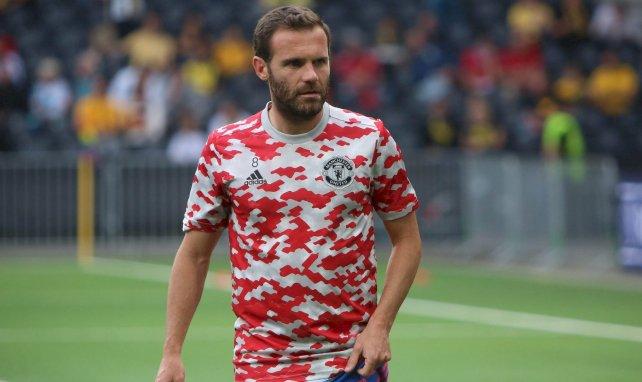 United: Mata denkt an Winter-Wechsel