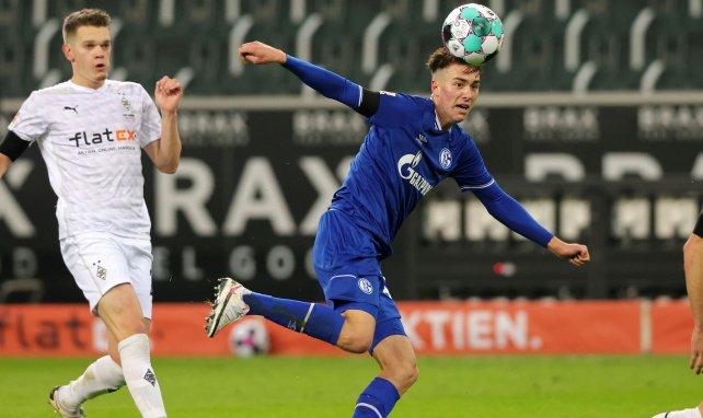 """Hoppes Bundesliga-Debüt: """"Das muss der Weg von S04 sein"""""""