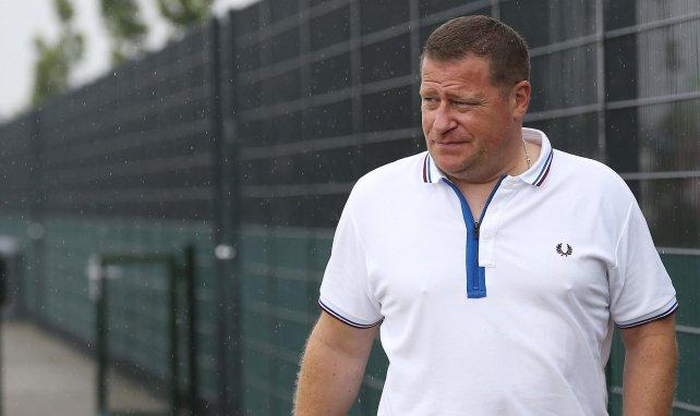 Max Eberl ist seit 2008 Sportdirektor bei Borussia Mönchengladbach
