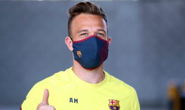 Barça-Streit: Arthur reist nach Barcelona