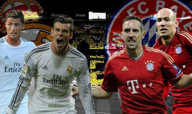 Bayern Real Spielstand