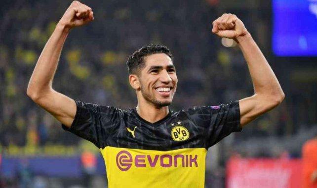 Achraf Hakimi führte den BVB zum Sieg