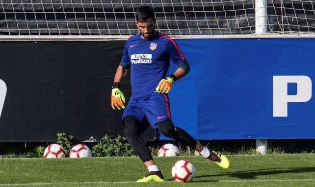 Sporting: Adán vor der Unterschrift