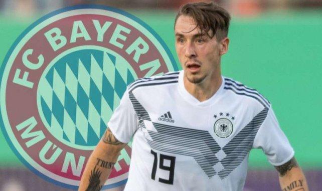 Adrian Fein debütierte am Donnerstag für die deutsche U21