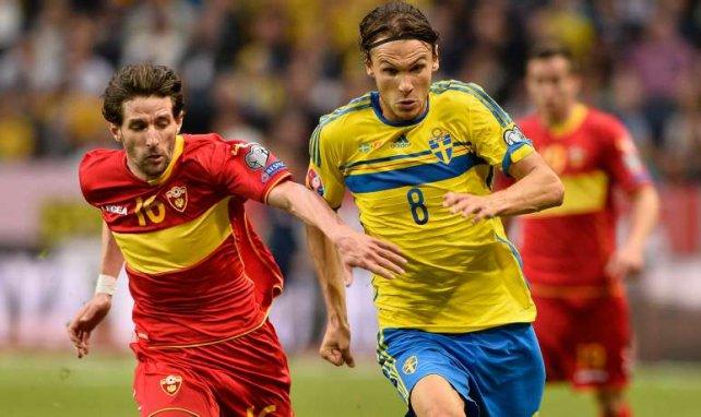 Albin Ekdal verstärkt das HSV-Mittelfeld