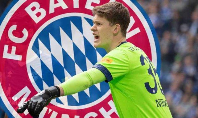 Alexander Nübel soll es den Bayern angetan haben