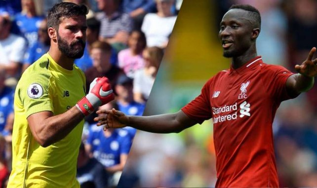 Alisson und Keïta konnten in Liverpool überzeugen