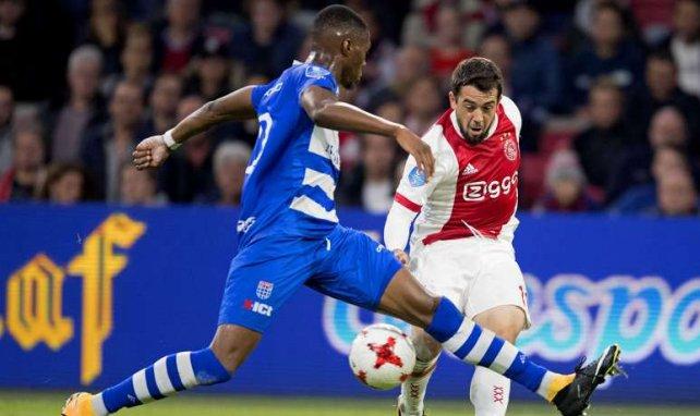 Amin Younes bleibt vorerst in Amsterdam