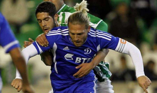 Andrey Voronin ist angeblich bei Werder im Gespräch