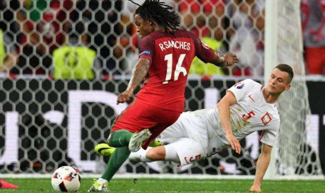 Antreiber und Torschütze: Renato Sanches