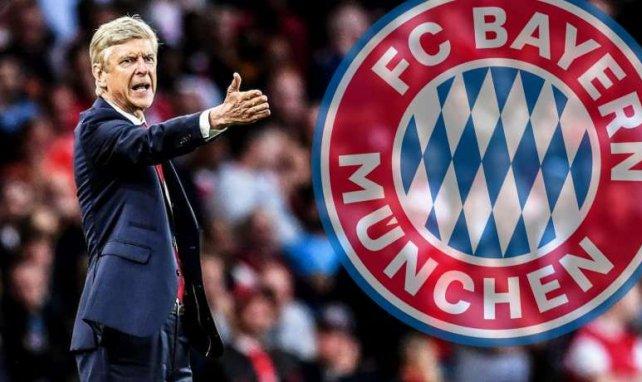 Arsène Wenger könnte in München übernehmen