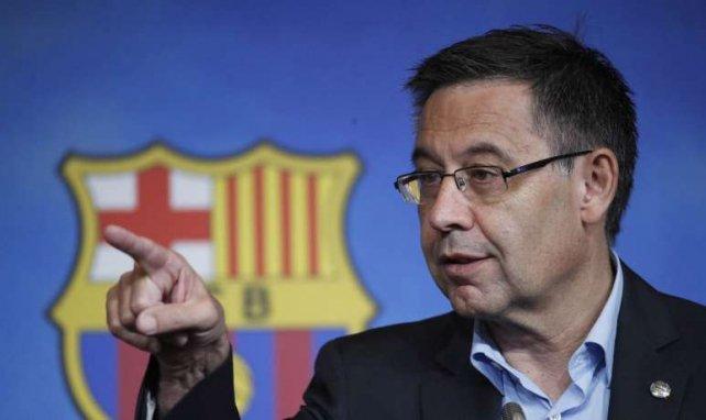Barça-Präsident Josep Bartomeu ist seit 2014 im Amt