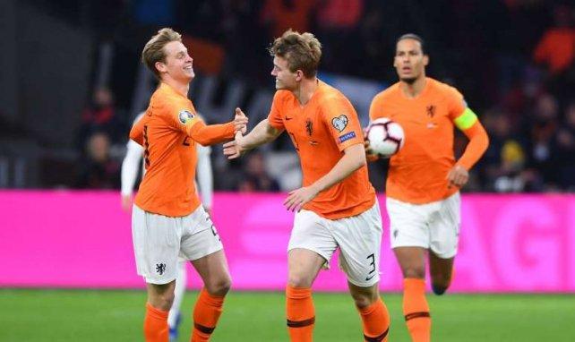 Barcelona will de Jong und de Ligt im Doppelpack