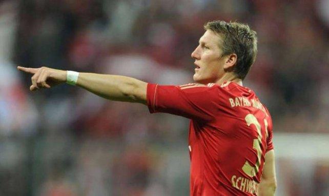 Bastian Schweinsteiger ist Dreh- und Angelpunkt des Bayernspiels