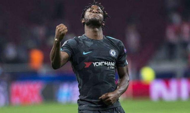 Michy Batshuayi soll den FC Chelsea im Sommer verlassen