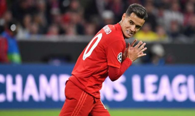 Bleibt Philippe Coutinho in München?