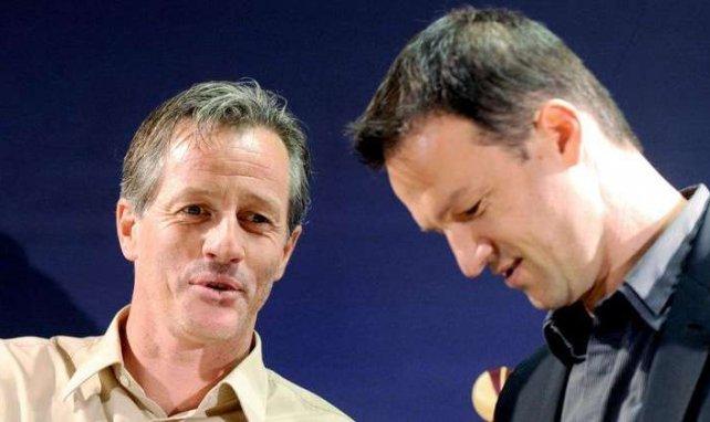 Bobic und Keller wollen den VfB aus den Abstiegsregionen führen