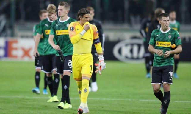 Borussia Mönchengladbach blamierte sich in der Europa League