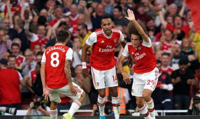 Ceballos, Aubameyang und Guendouzi sind Teil des neuen FC Arsenal