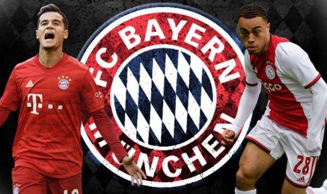 Coutinho und Dest sind Thema in München