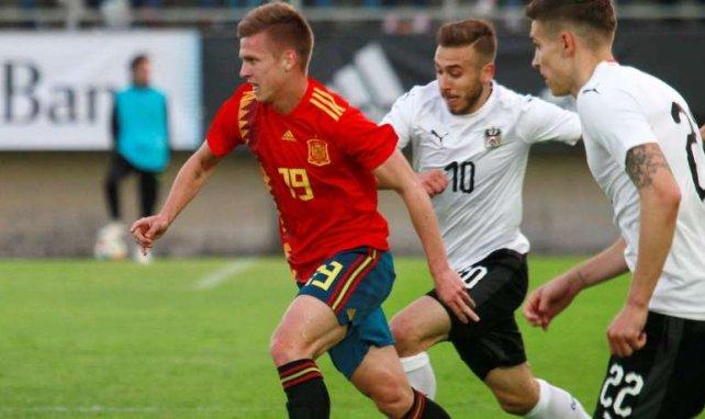 Dani Olmo ist für Spanien im Einsatz