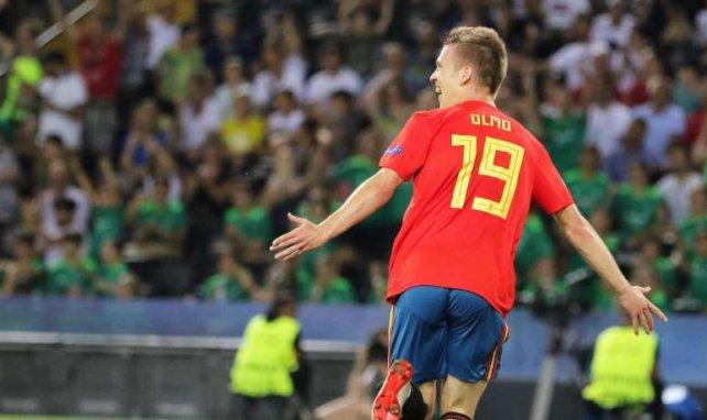 Dani Olmo schoss bei der U21-EM drei Tore