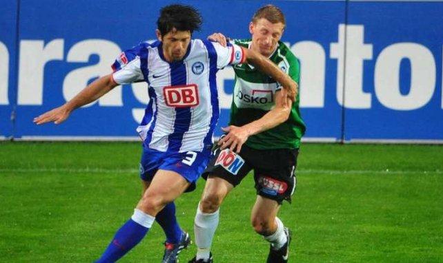 Daniel Royer liebäugelt mit der Bundesliga