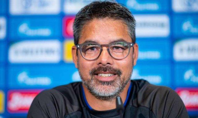 David Wagner ist seit Sommer Trainer auf Schalke