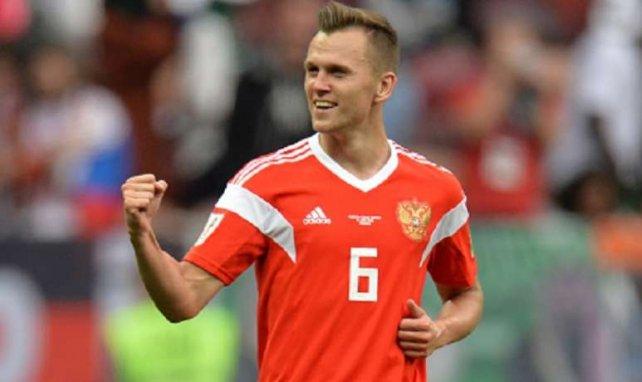 Denis Cheryshev erzielte zwei Traumtore