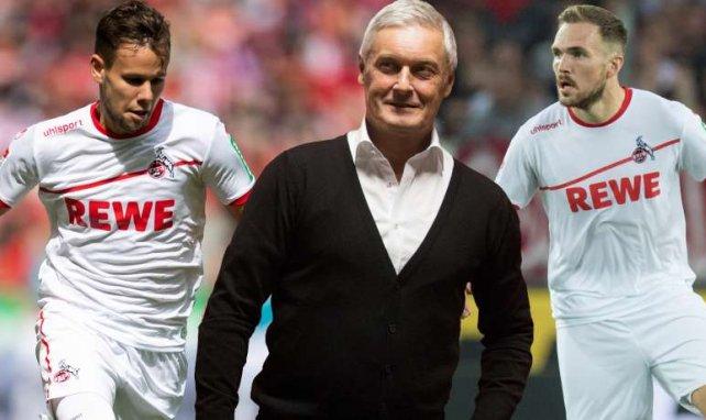 Der 1. FC Köln marschiert durch die zweite Liga