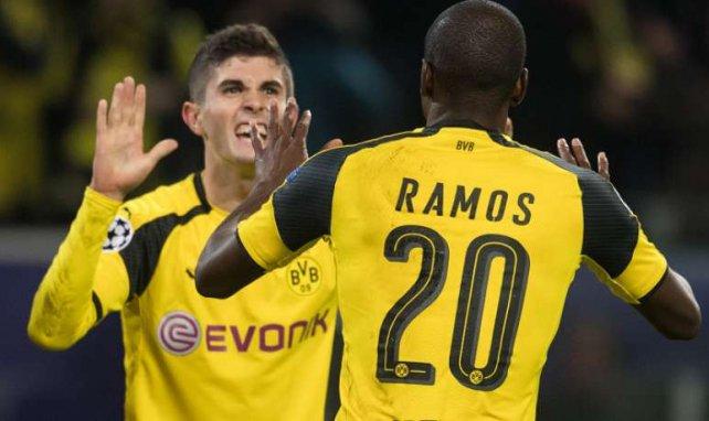 Der BVB besiegte Sporting mit 1:0