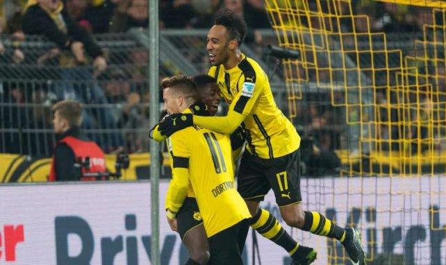 Der BVB ließ Borussia Mönchengladbach keine Chance
