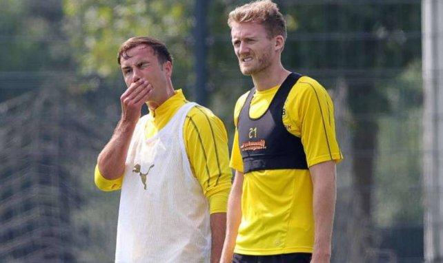 Der BVB plant mit Mario Götze, aber ohne André Schürrle