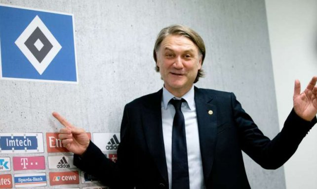 Der Hamburger SV um Dietmar Beiersdorfer möchte Jonathan Tah abgeben