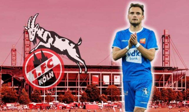 Der neue Mann für das Kölner Mittelfeld: Birger Verstraete