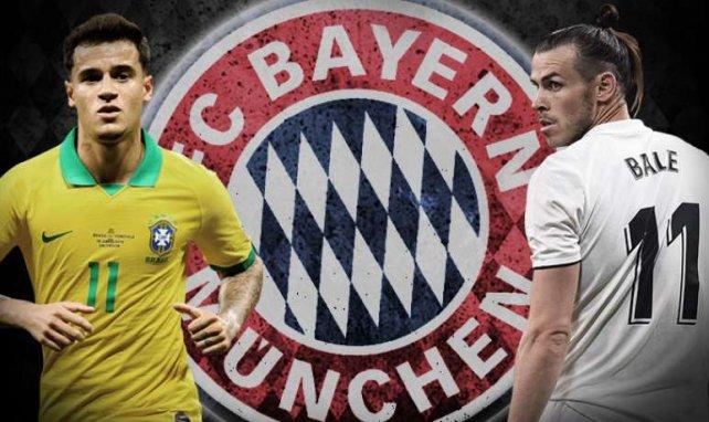 Die Bayern denken in alle Richtungen
