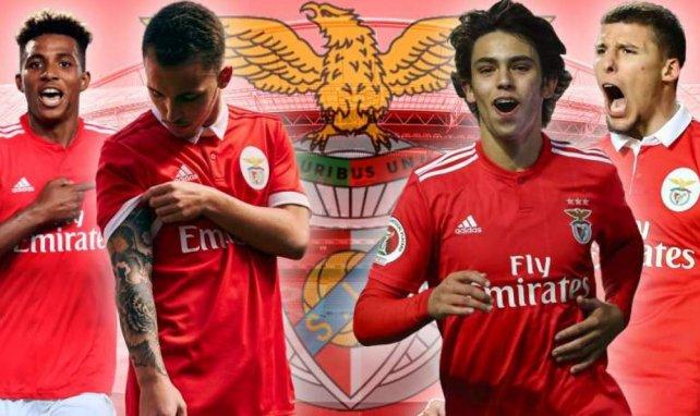 Benfica Lissabon Mannschaft