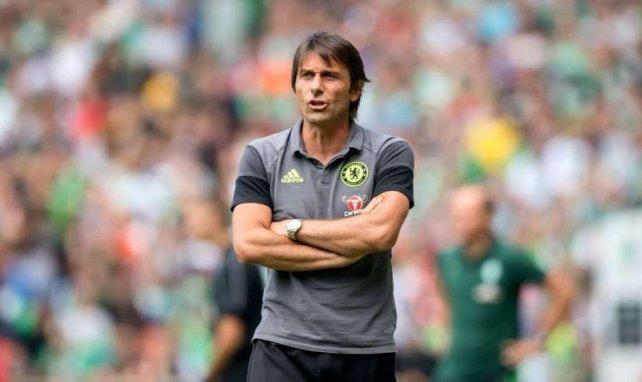 Erhält Verstärkung: Chelsea-Coach Antonio Conte