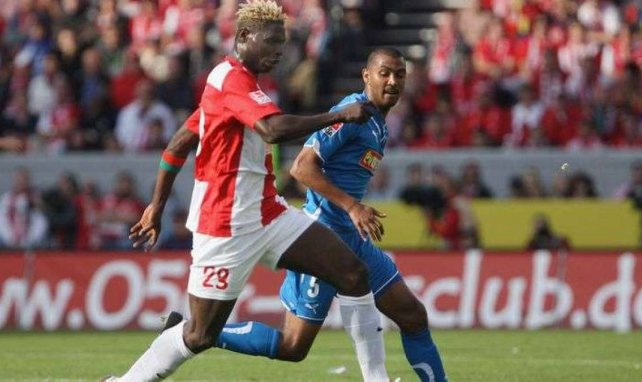 Ex-Mainzer Aristide Bancé will zurück in die Bundesliga