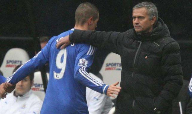 Fernando Torres blüht beim FC Chelsea eine Reservistenrolle
