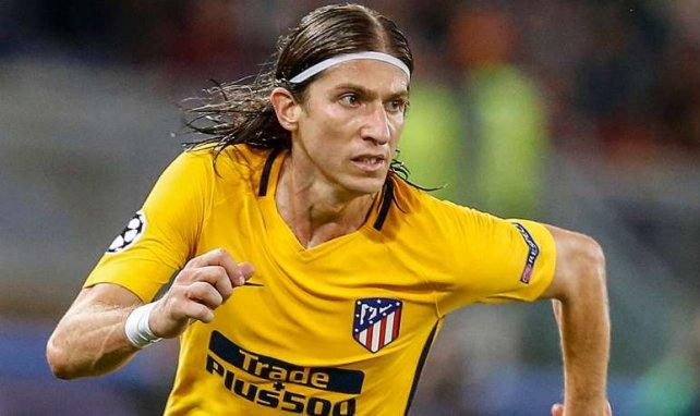 Filipe Luís wird mit Barça in Verbindung gebracht