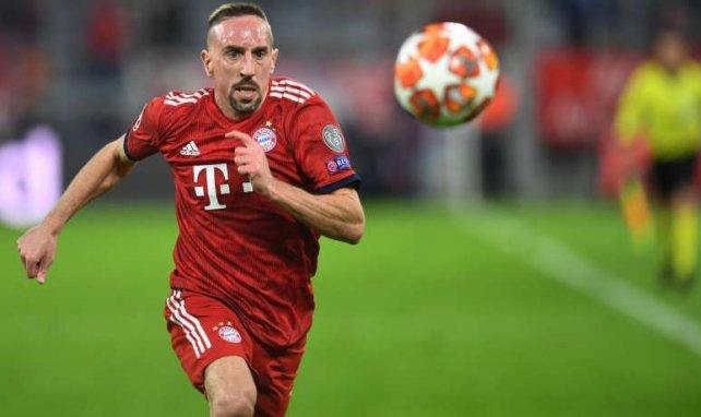Franck Ribéry könnte noch einmal ein England-Abenteuer wagen