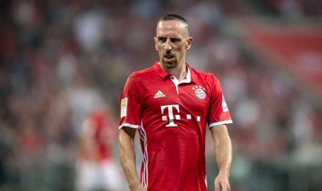 Franck Ribéry lässt sein Karriereende offen