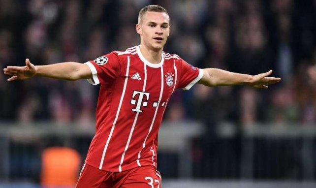 Fühlt sich im Bayern-Dress endlich wohl: Joshua Kimmich