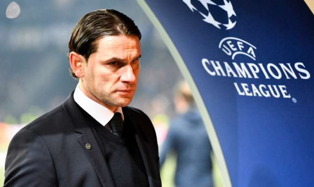 Gerardo Seoane könnte in der Bundesliga landen