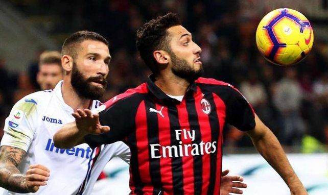 Hakan Calhanoglu bekommt in Mailand neue Konkurrenz